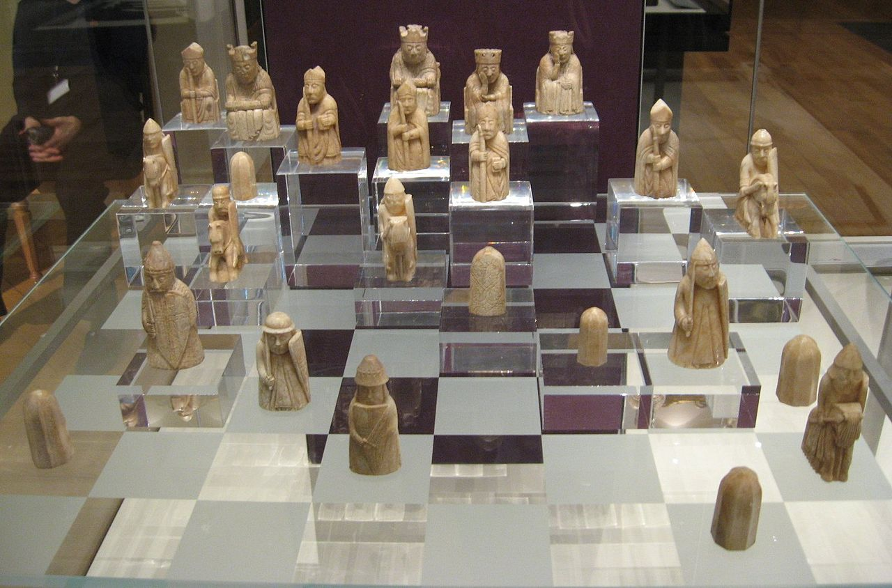 Chess in Persia